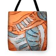 Amuweeke - Tile Tote Bag