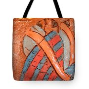 Amuweese - Tile Tote Bag