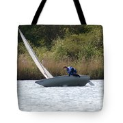 An Afternoons Sailing Tote Bag