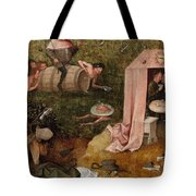 An Allegory Of Intemperance Tote Bag