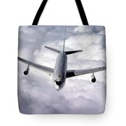 An E-8c Joint Surveillance Target Tote Bag