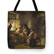 An Interesting Game Tote Bag