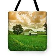 An Iowa Farm Tote Bag