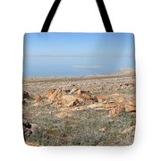 An Island View 3 Tote Bag
