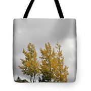 An Ode To September Tote Bag