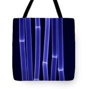An X-ray Of Bamboo Tote Bag