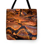 Anaconda Tote Bag