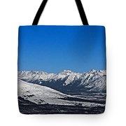 Anaktuvuk Pass Alaska Tote Bag