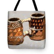 Anasazi Double Mug Tote Bag