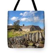 Ancient Welsh Church Tote Bag