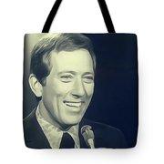 Andy Williams, Singer Tote Bag