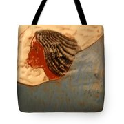 Angel - Tile Tote Bag