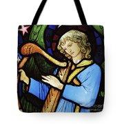Angel Musician, 1881 Tote Bag