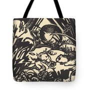 Animal Legend (tierlegende) Tote Bag