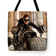 Ann Hathaway Collection Tote Bag