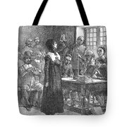 Anne Hutchinson (1591-1643) Tote Bag by Granger