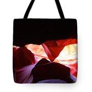 Antelope Slot Canyon - Astounding Range Of Colors Tote Bag