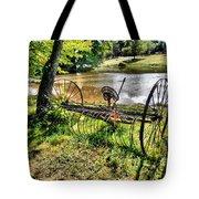 Antique Farm Equipment 1 Tote Bag
