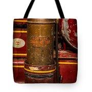 Antique Fire Extinguisher Tote Bag