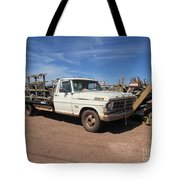 Antique Ford Truck Tote Bag