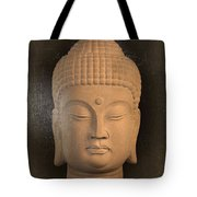 antique oil effect Buddha Korean ,, Tote Bag