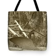 Antique One Share Plow Tote Bag