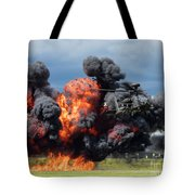 Boeing Apache Longbow  Helicopter Exercise Tote Bag