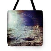 Apollo 12 Astronaut Tote Bag