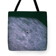 Apollo Mission 16 Tote Bag