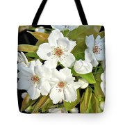 Apple Blossoms 0936 Tote Bag