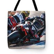 Aprilia Racing Team Gresini Tote Bag