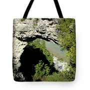 Arch Rock Mackinac Island Tote Bag