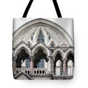Arches Over The Court Tote Bag