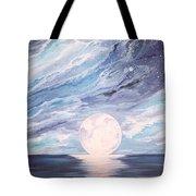 Arctic Sky Tote Bag