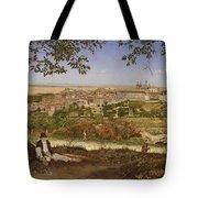 Ariccia, Near Rome, Italy Tote Bag