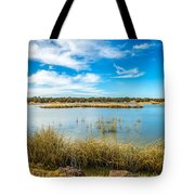 Arizona Riparian Preserve  #4 Tote Bag