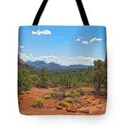 Arizona-sedona-soldier's Pass Trail Tote Bag
