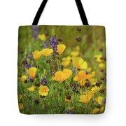 Arizona Wildflowers  Tote Bag