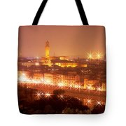 Arno River Florence Italy Tote Bag