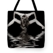 Art Of A Woman Tote Bag