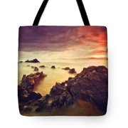 Art Of Landscape Tote Bag