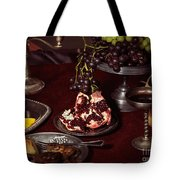 Artistic Food Still Life Tote Bag