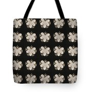 Artistic Sparkle Floral Black And White Graphic Art Very Elegant One Of A Kind Work That Will Show G Tote Bag