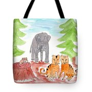 Ashdown Forest, Sussex, England Tote Bag
