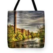 Ashton Mill, Cumberland, Ri Tote Bag