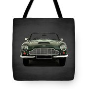 Aston Martin Db6 Tote Bag