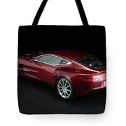Aston Martin One-77 Tote Bag