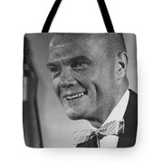 Astronaut John Glenn Tote Bag