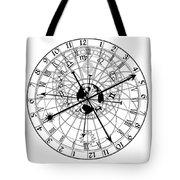 Astronomical Clock Tote Bag
