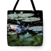 At Claude Monet's Water Garden 6 Tote Bag